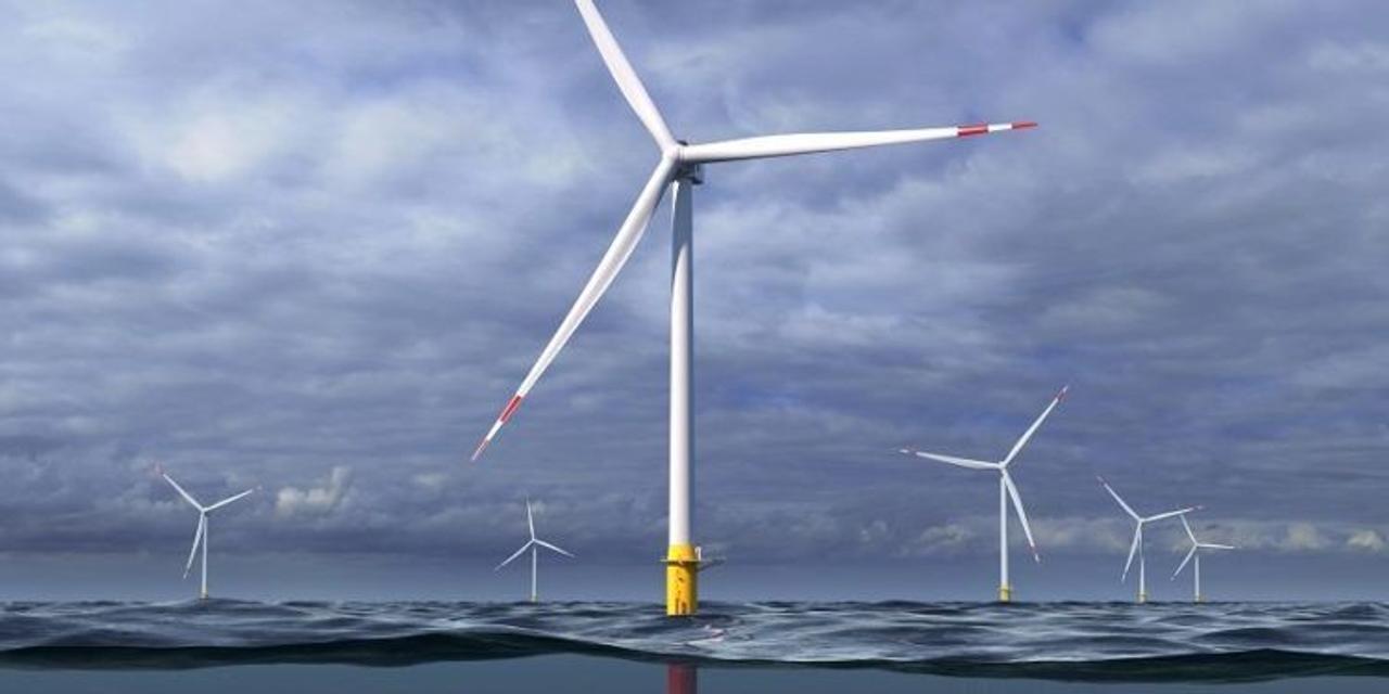 Плавучие ветряные турбины откроют новые возможности для возобновляемой энергии