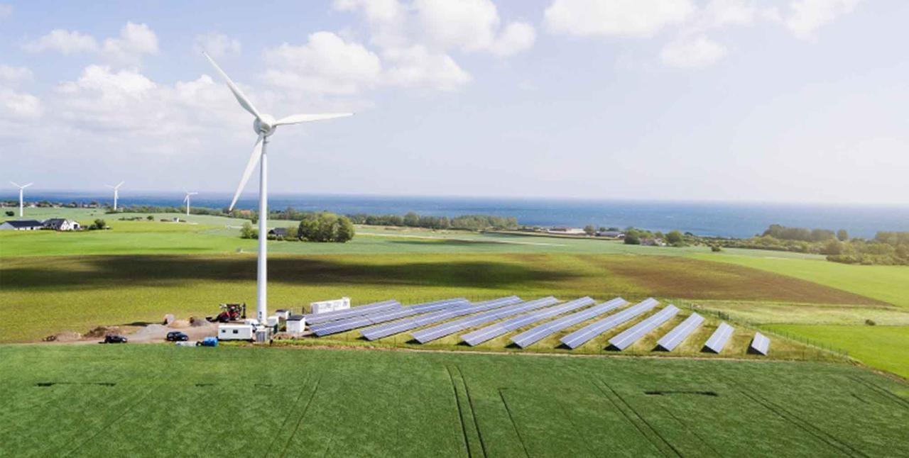 Деревня в Швеции на 100 % перешла на энергию ветра и солнца