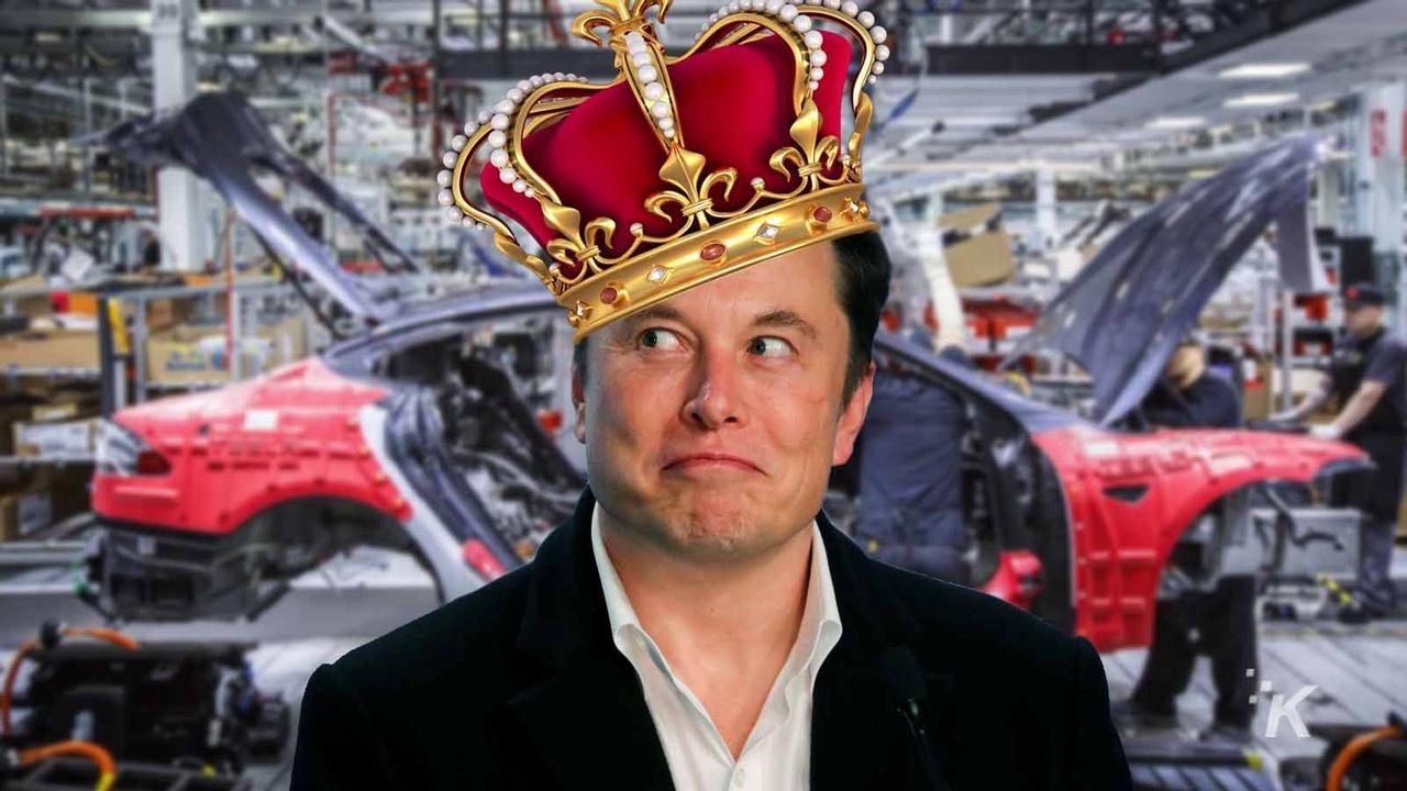 Глава Tesla и SpaceX Илон Маск провозгласил себя Императором Марса!