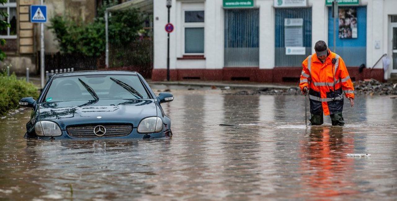 Как защитить города от наводнений - «Город как губка»