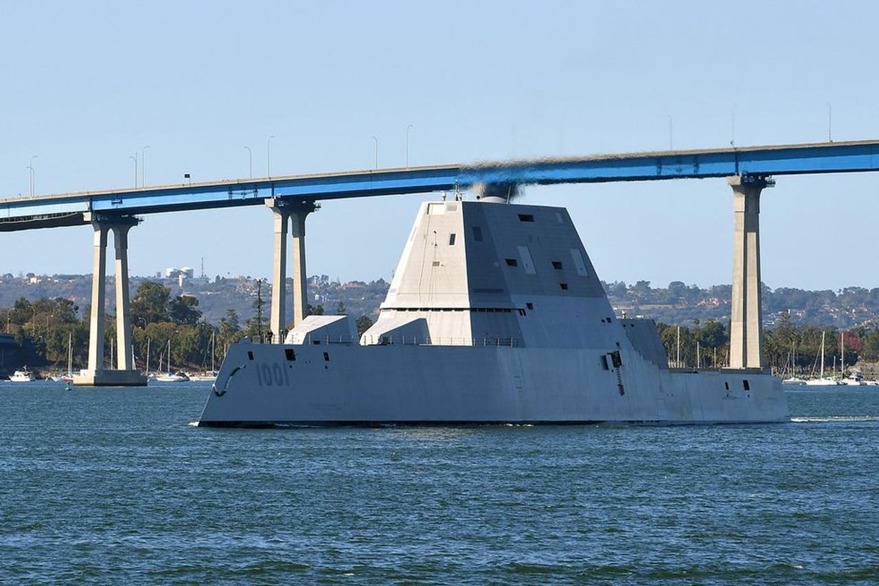 Один эсминец ВМС США сможет управлять целым флотом беспилотных кораблей и самолетов