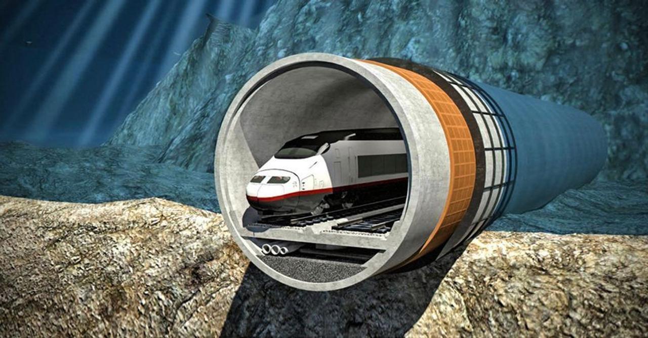 Хельсинки и Таллин соединят подводным туннелем под Финским заливом
