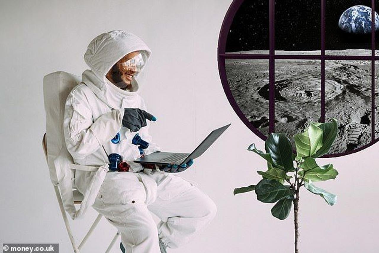 Сколько стоит жизнь на Луне? Ежемесячная стоимость проживания - 325 067 долларов в месяц ...
