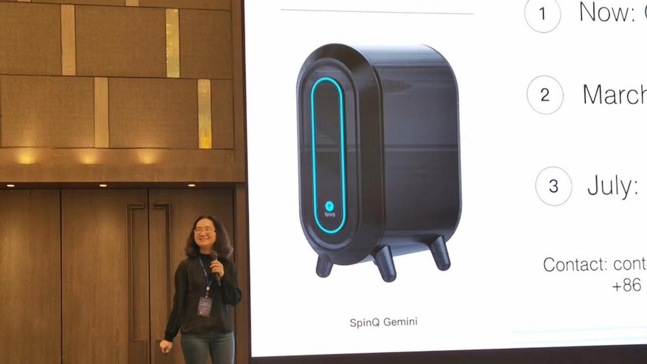Китайцы создали настольный квантовый компьютер SpinQ стоимостью всего $5000