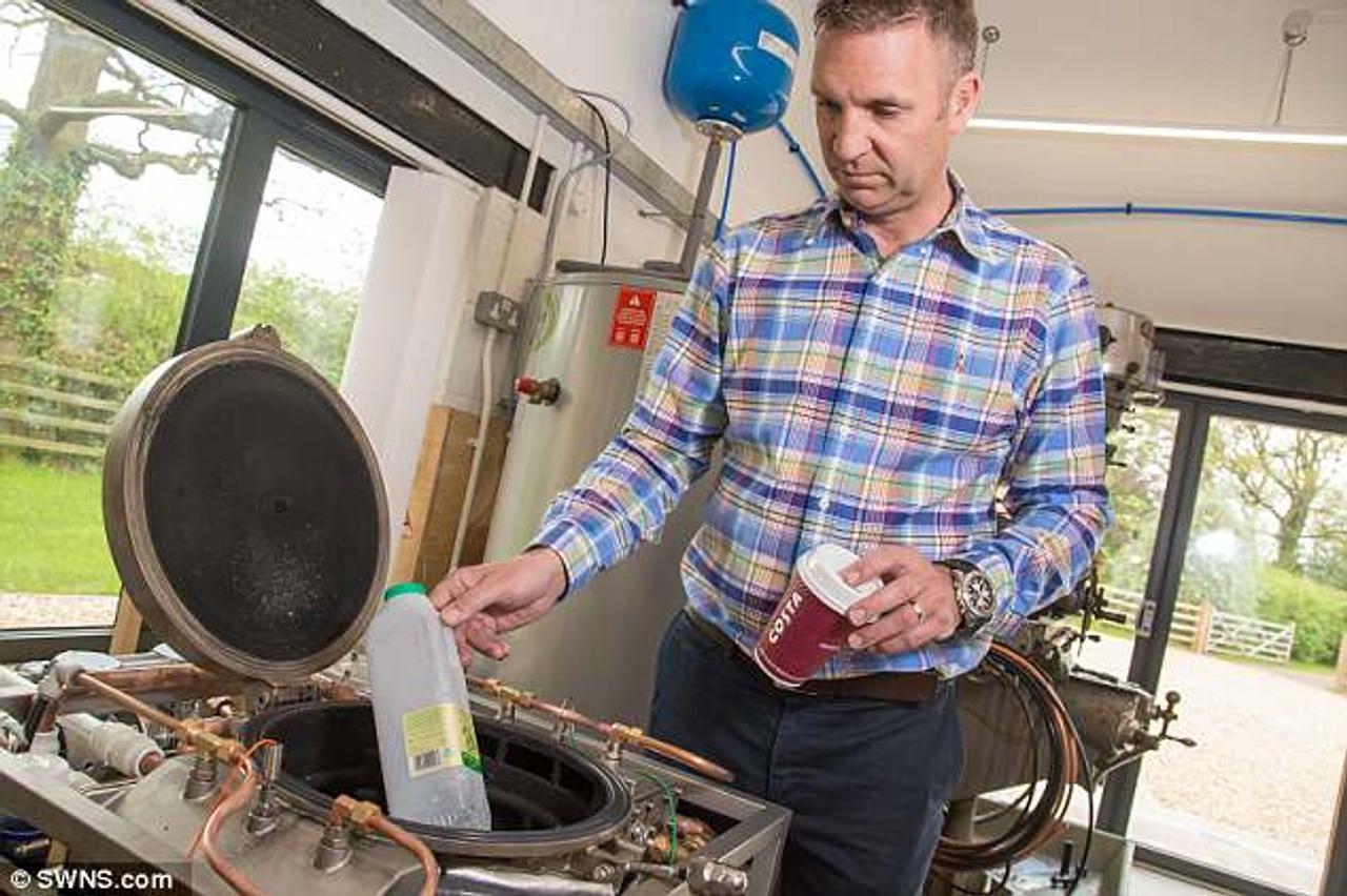 Как превратить бытовые отходы в энергию, в домашних условиях
