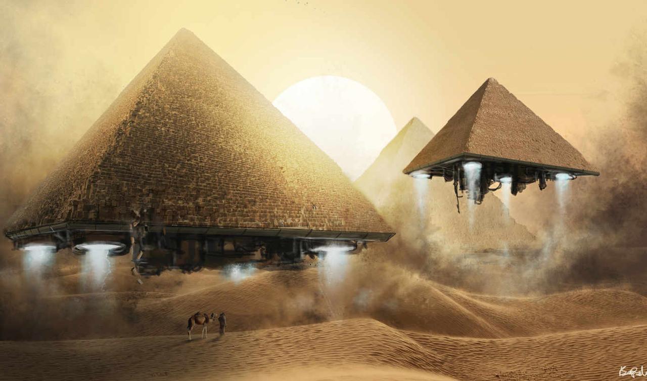 Как люди добывали энергию из земли более чем 4500 тысячи лет назад?