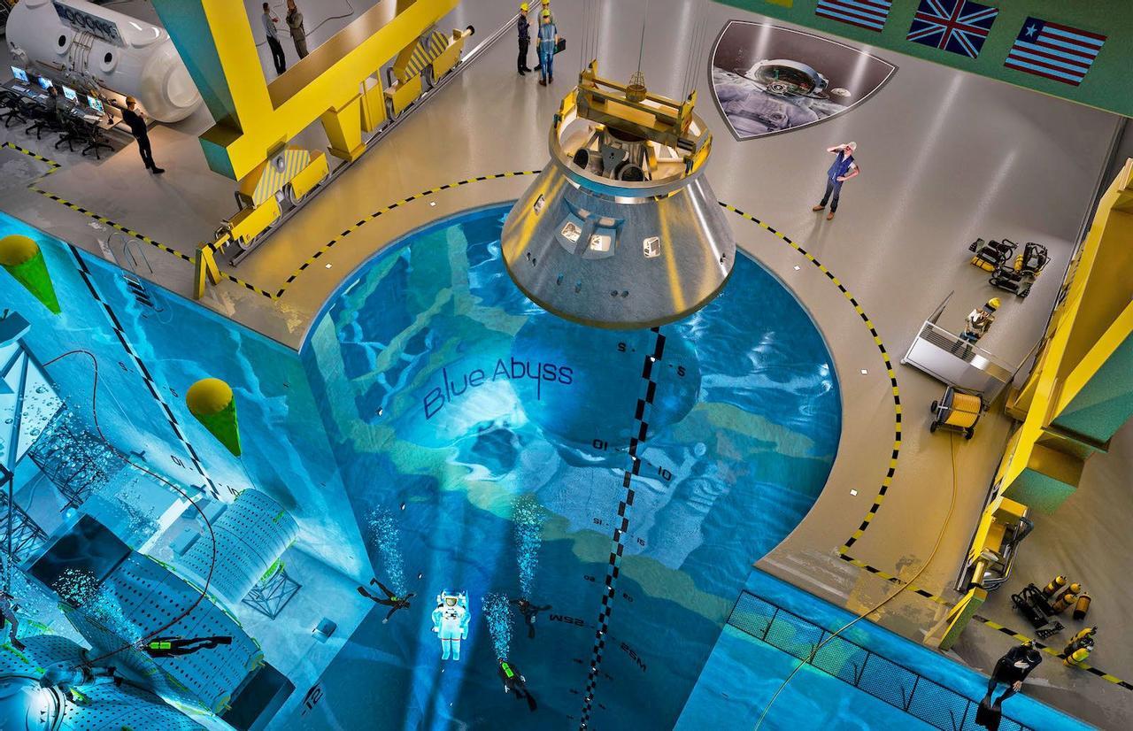 Blue Abyss станет самым большим и глубоким крытым бассейном в мире
