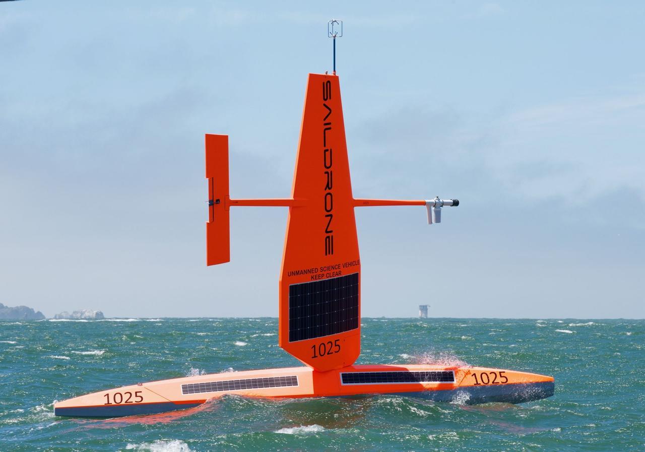 Беспилотные надводные аппараты помогут собирать данные для эффективного планирования и эксплуатации ветряных электростанций