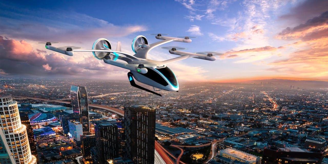 Полеты авиатакси в Европе могут начаться уже в 2024 году
