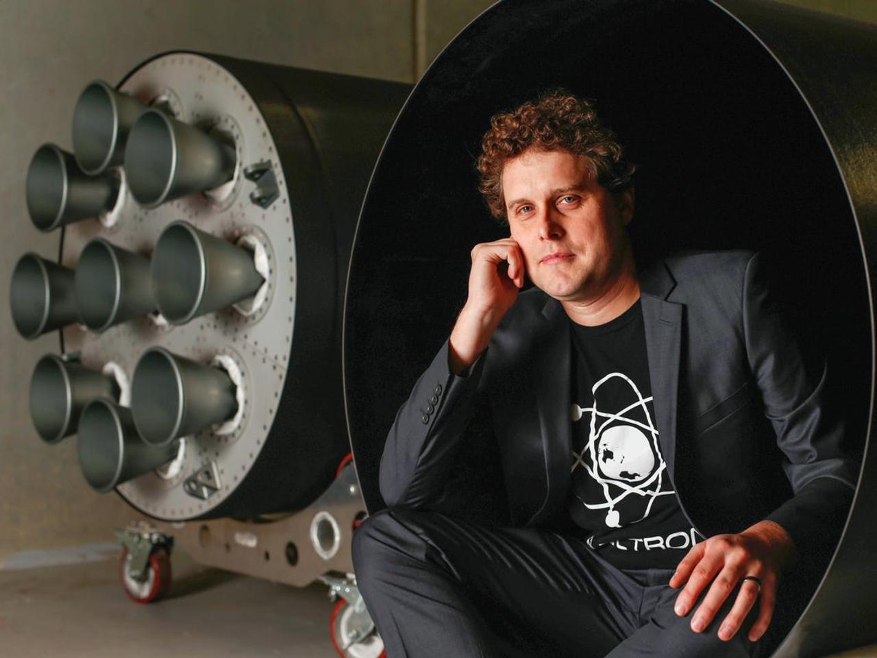 Rocket Lab хочет подвинуть SpaceX, создав многоразовую ракету Neutron для доставки астронавтов на Луну и Марс