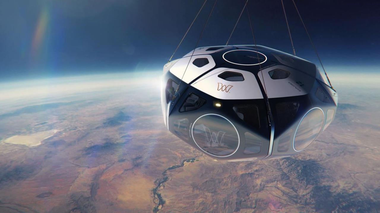 Стартап по космическому туризму World View строит безракетную капсулу, чтобы доставлять пассажиров в стратосферу