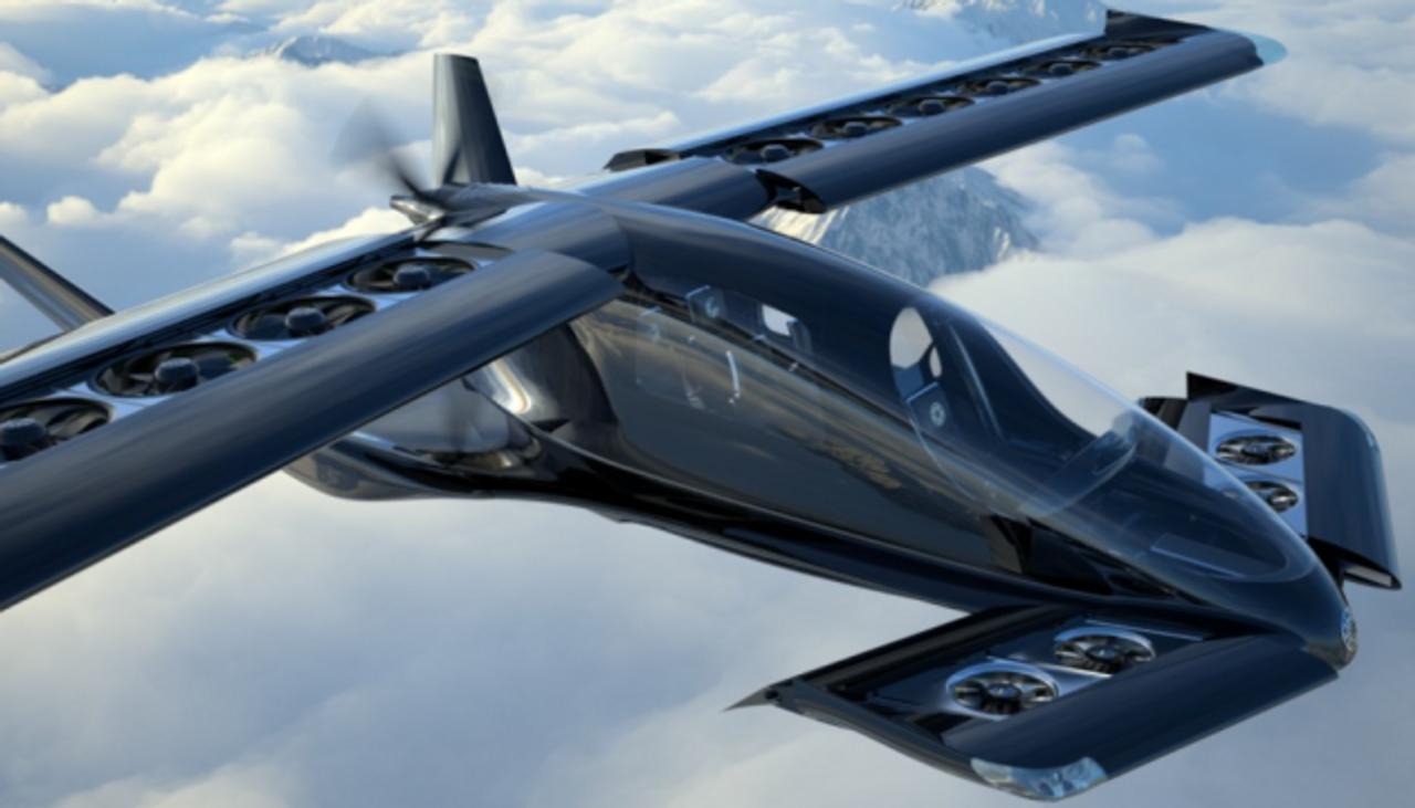 Cavorite X5 от Horizon - новый канадский соперник аэротакси eVTOL с дальностью полета более 1000 км