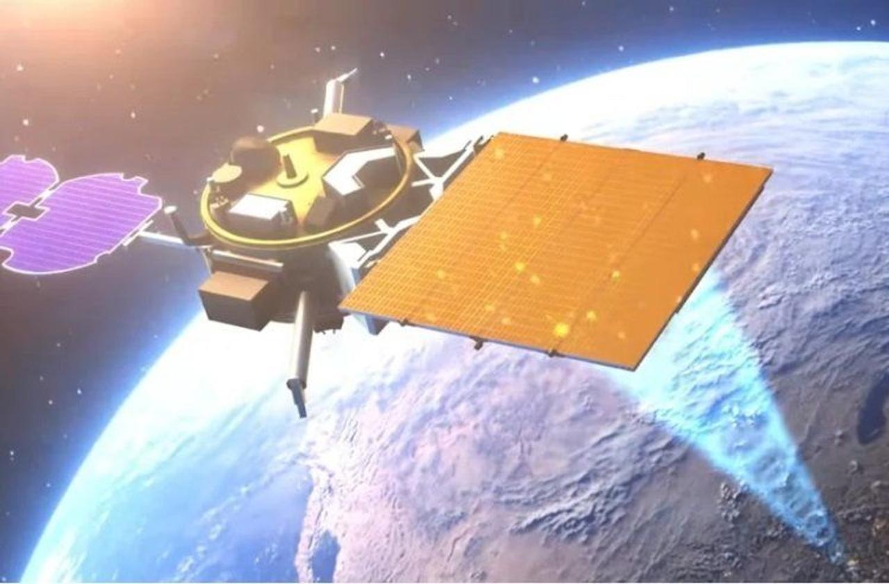 ВВС США показали как будут добывать энергию в космосе и отправлять её на Землю