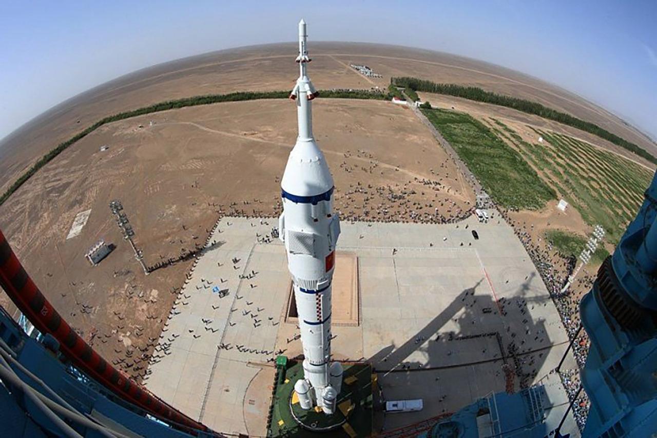 Китай разрабатывает космическую станцию, длиной в несколько километров, которая будет собираться на орбите, для долгосрочных миссий