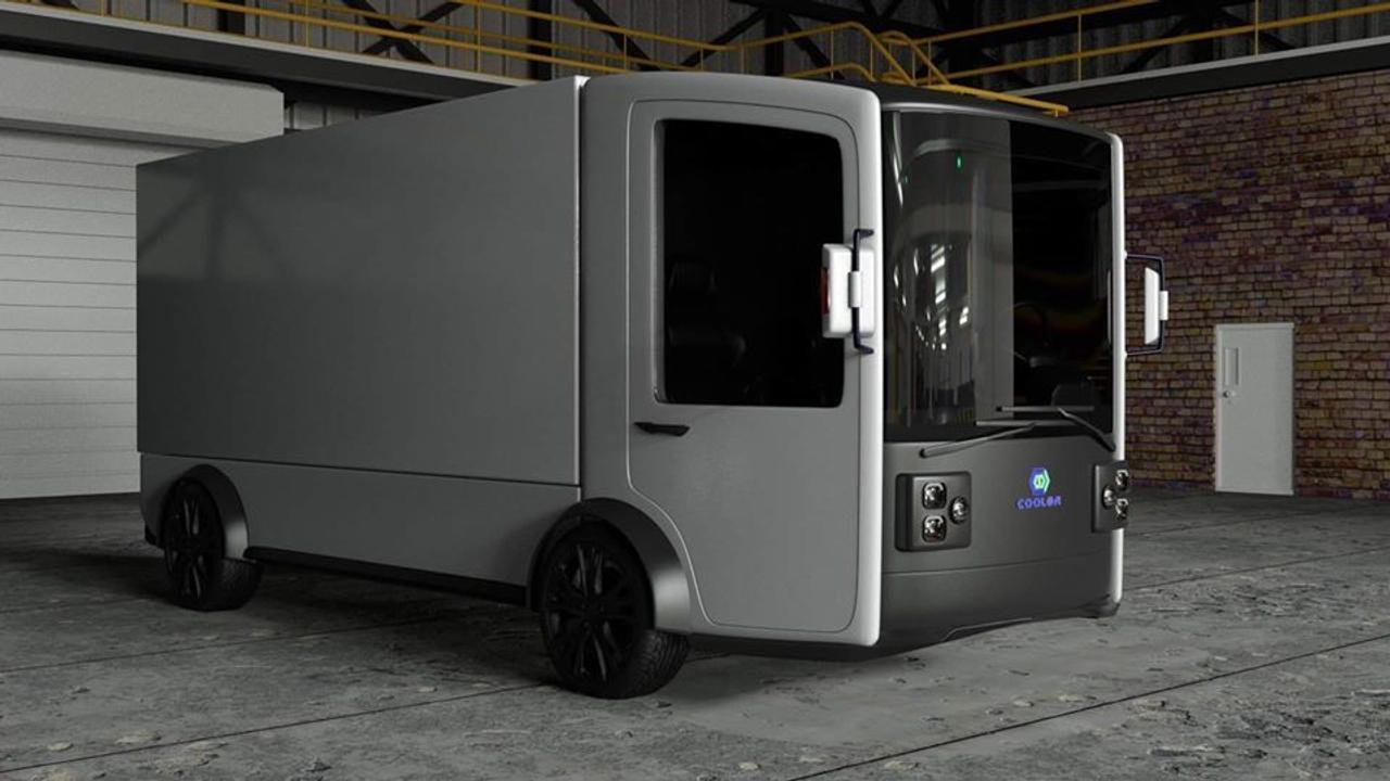 Каким будет грузовой электромобиль CoolOn от украинских разработчиков