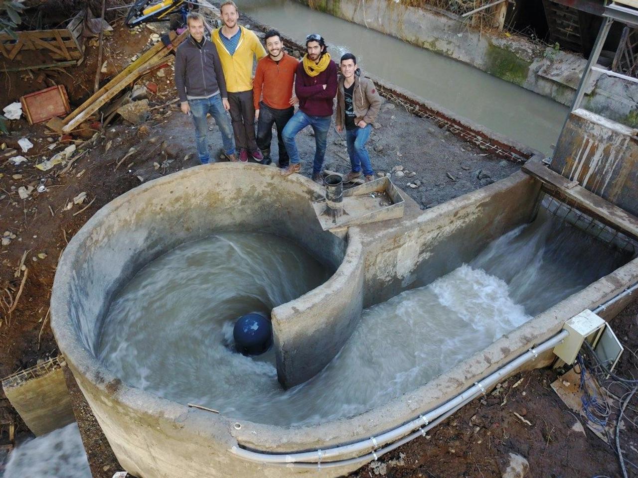 Небольшая водоворотная гидротурбина Turbulent обеспечит электричеством дома при минимальных затратах