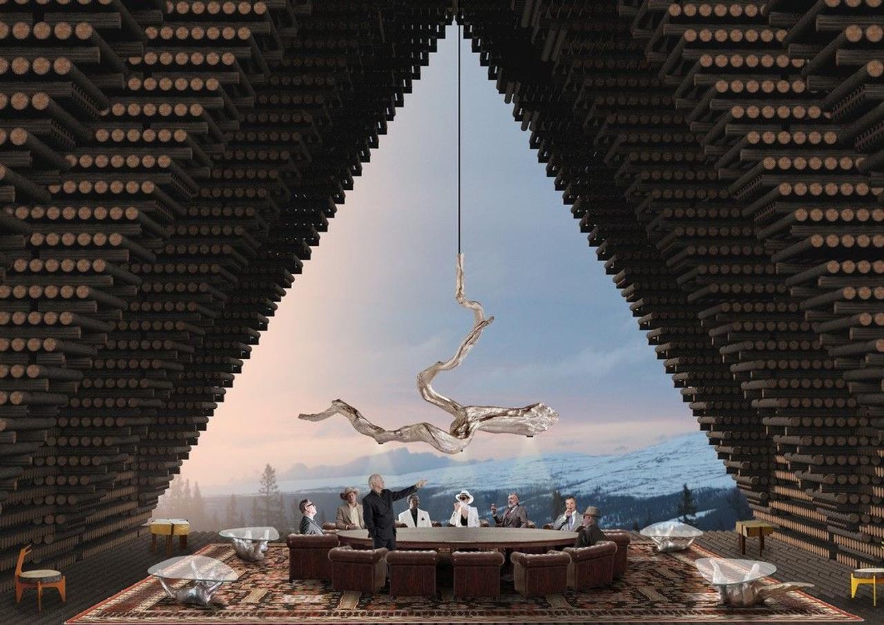В Швеции хотят создать крупнейший в мире банк древесины Bank of Norrland, что сократит выбросы углерода и сохранит природный баланс