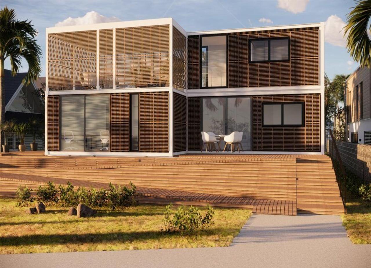 Сборные модульные дома ARCspace - это доступное и надежное жилищное решение