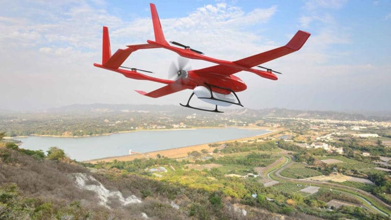 Новая водородная технология Honeywell позволит дронам летать в три раза дольше