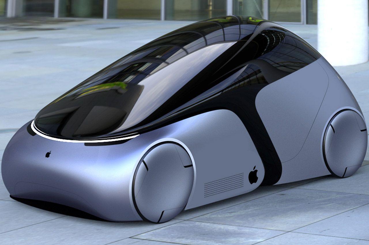 Новый электромобиль Apple определит видение мобильности в будущем