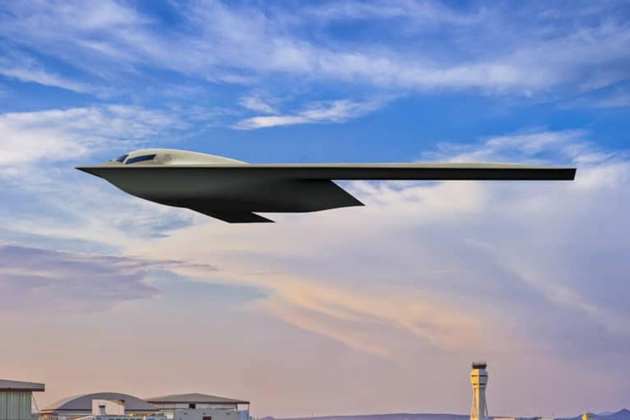 Пять самолетов-невидимок B-21 Raider вскоре поступят на вооружение ВВС США, они уже находятся в производстве