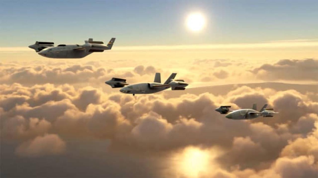 Bell представил передовые концепции самолетов HSVTOL для военного применения