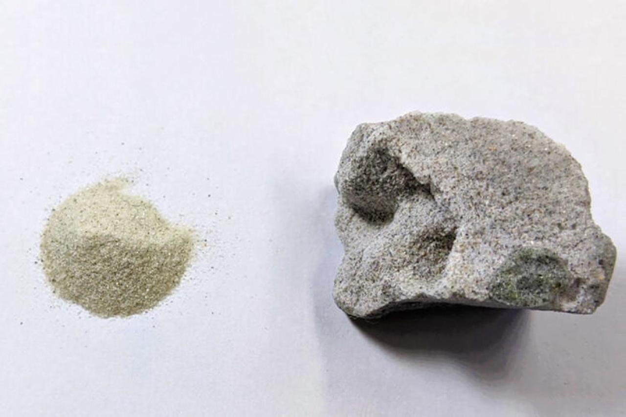 Создан экологичный рецепт приготовления бетона без цемента: только песок и спирт