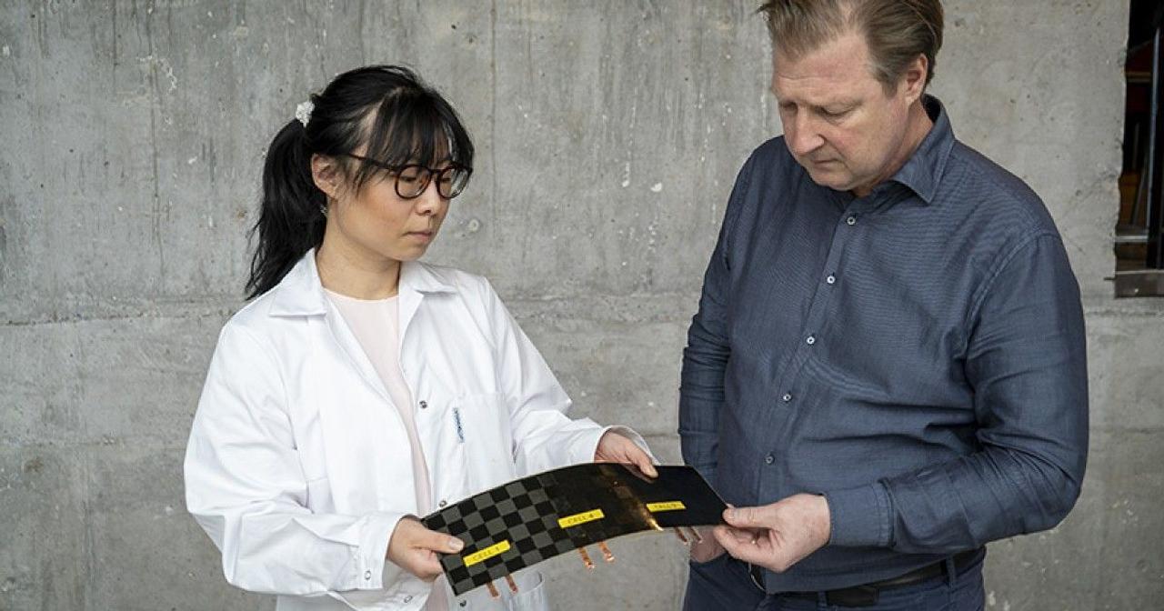 «Невесомая» батарея из углеродного волокна даст возможность отказаться от тяжелых аккумуляторов