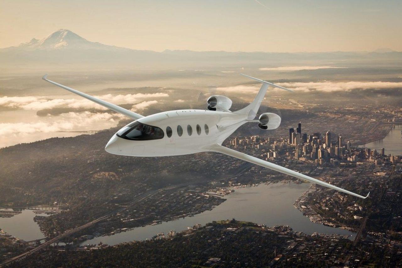 Электрический самолет Alice вскоре начнет испытательные полеты
