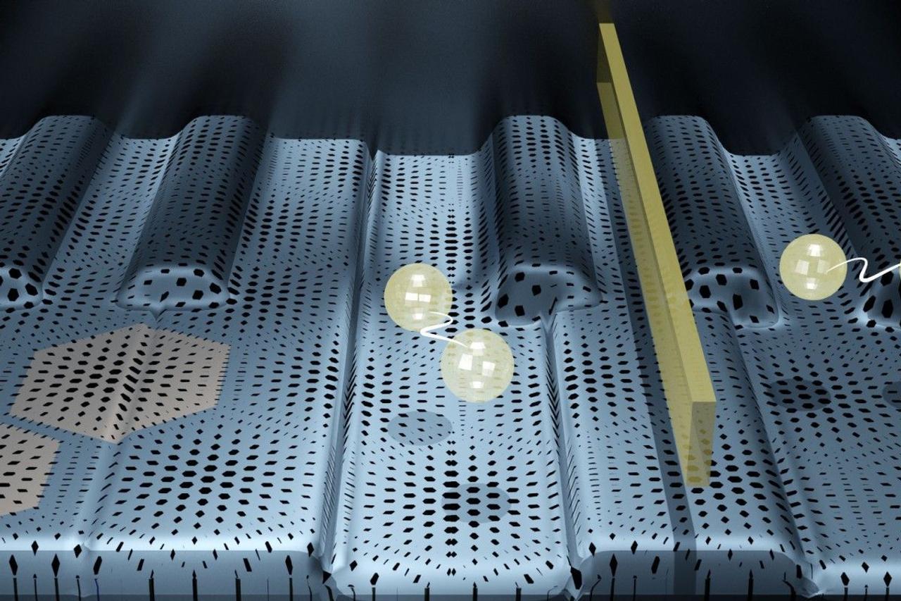 Исследователи создали графеновые электронные устройства, которые одновременно являются изоляторами и сверхпроводниками