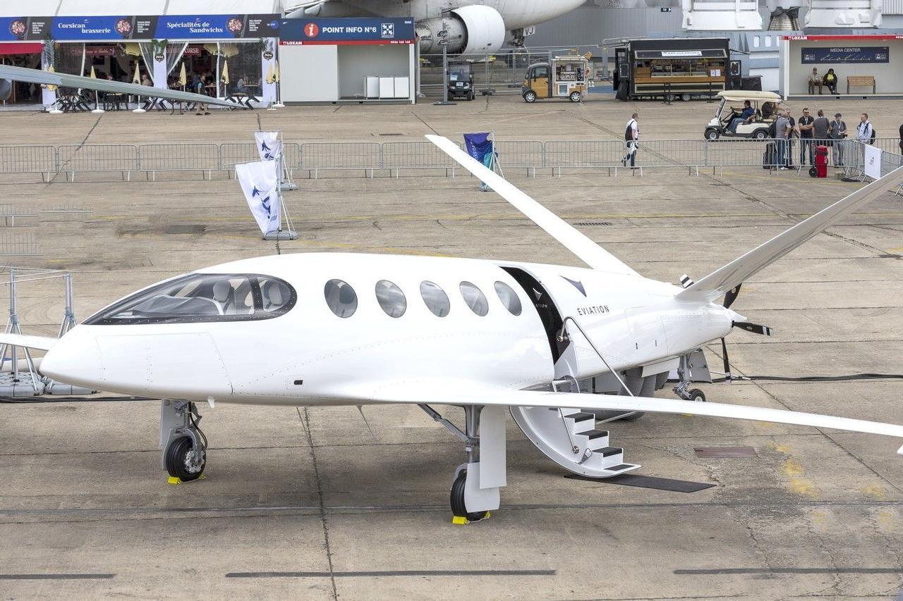 Eviation готовит к испытательному полету свой роскошный электрический самолет Alice
