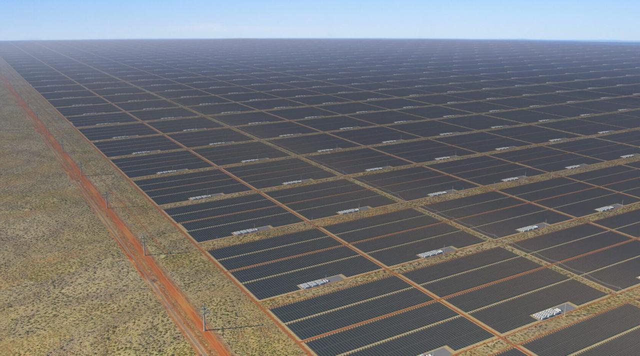 Крупнейший в мире проект PowerLink, выработка чистой энергии, обеспечит Сингапур альтернативной энергией из Австралии