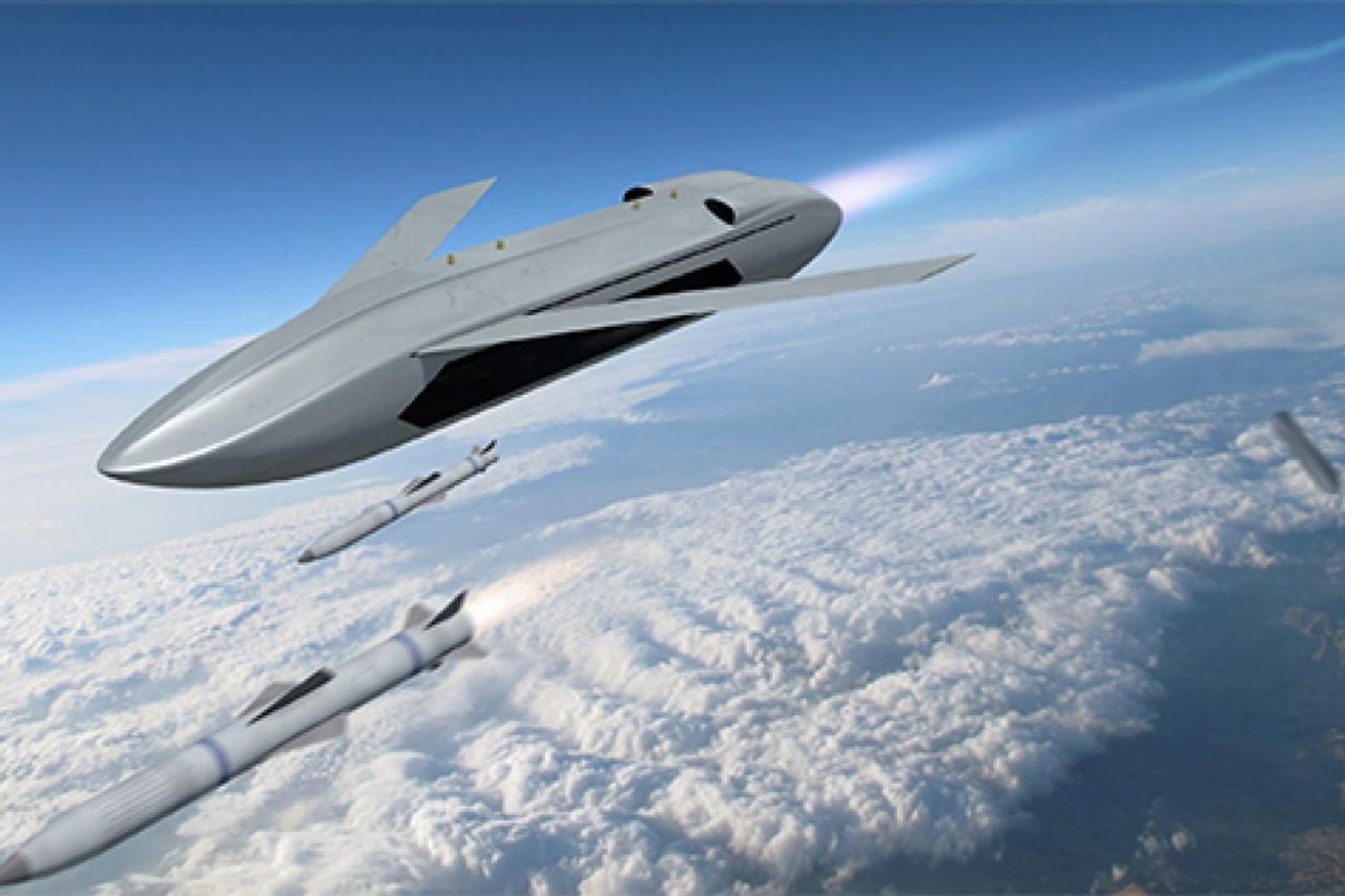 DARPA начинает разработку боевого беспилотника LongShot, для увеличения дальности поражения противника