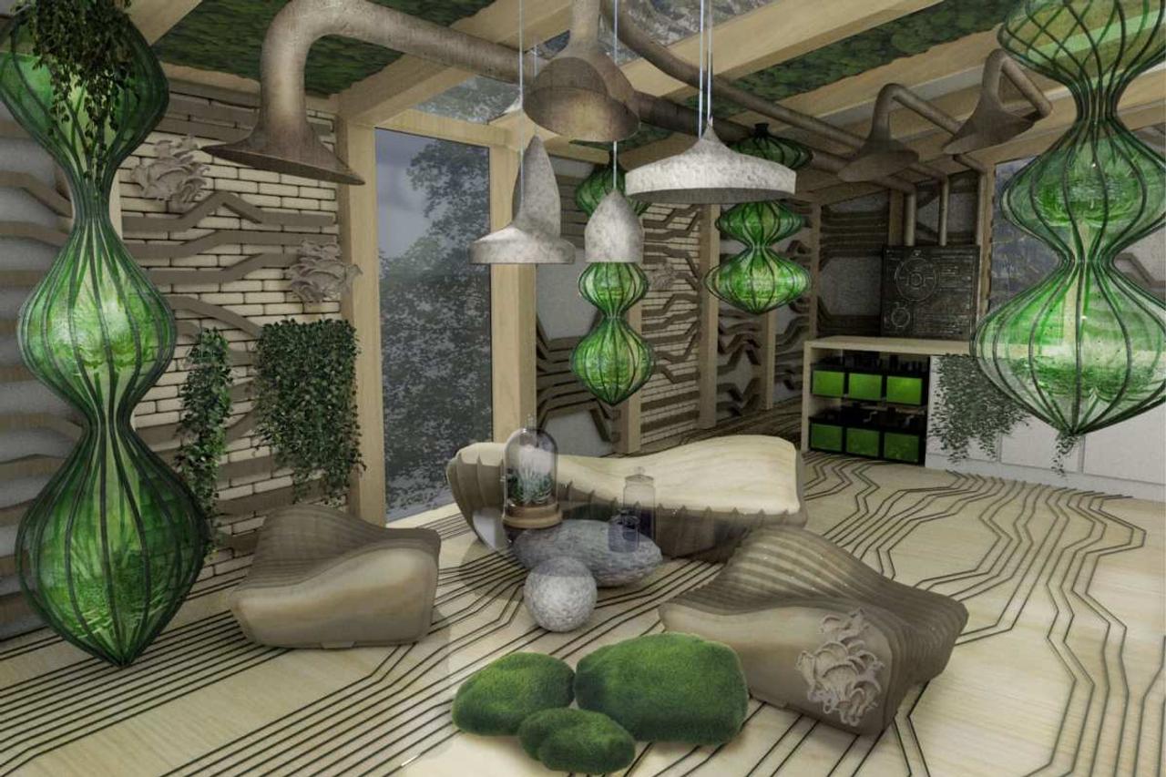 «Биологическая» квартира станет полигоном для создания биосреды улучшающей проживание человека