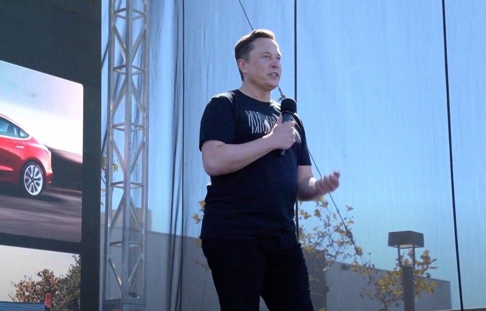Как будет выглядеть новая батарея Tesla?