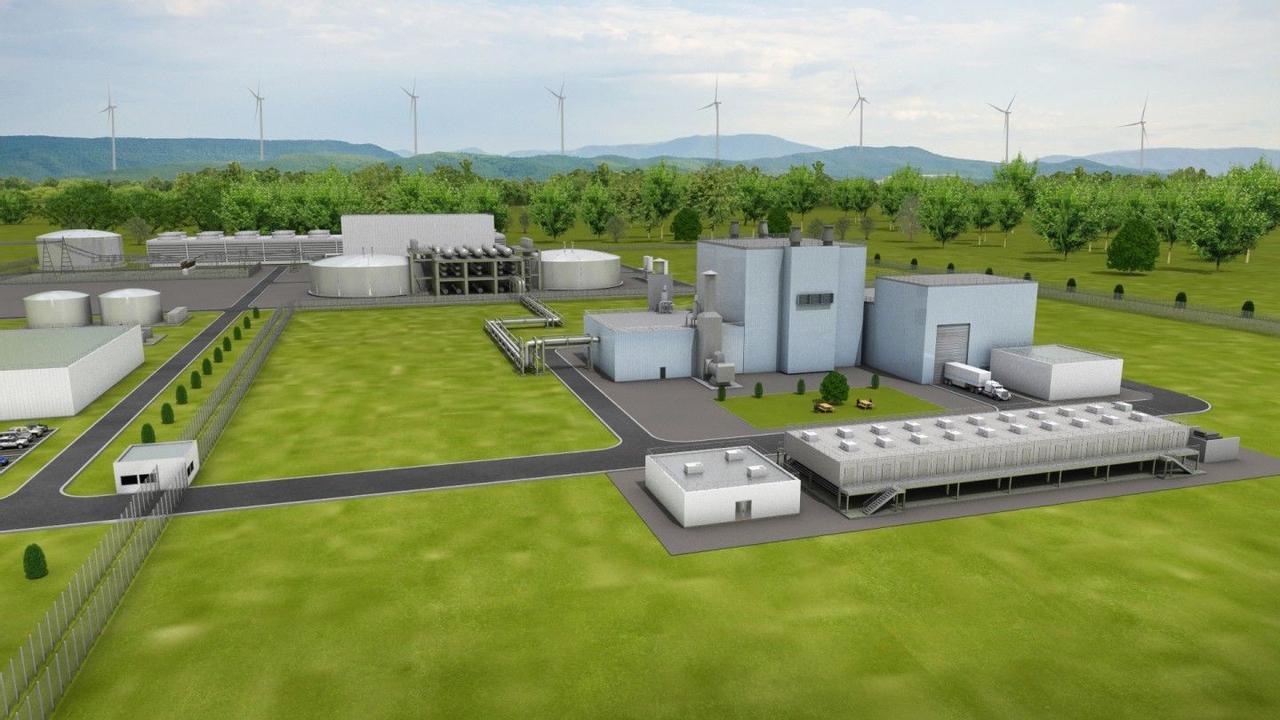 Ядерный реактор нового поколения Natrium от Билла Гейтса объединяет в себе процесс выработки и хранения энергии
