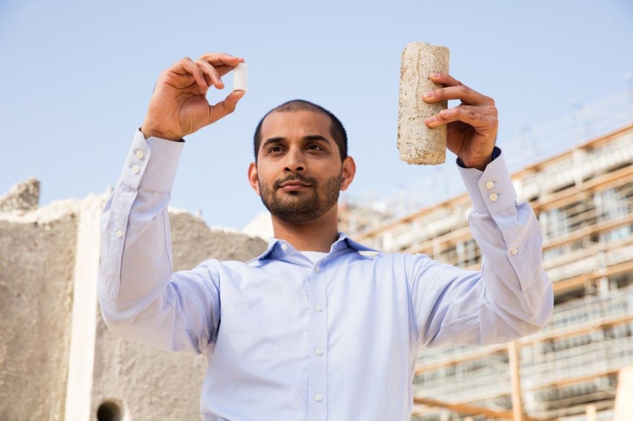 Новые рецепты производства бетона из выбросов CO2 снизят потребление портландцемента на 60-90 %