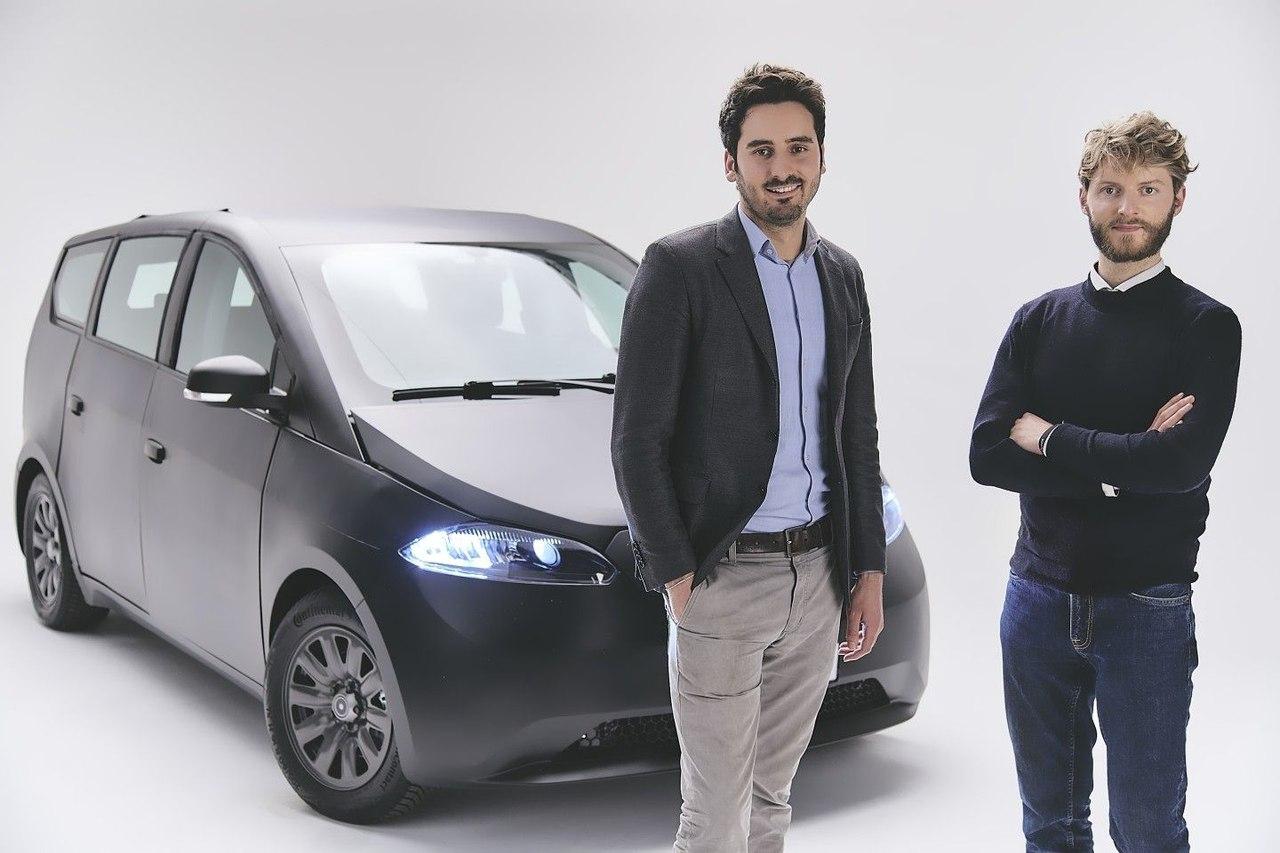 Sono Motors представил новейший прототип солнечного электромобиля Sion