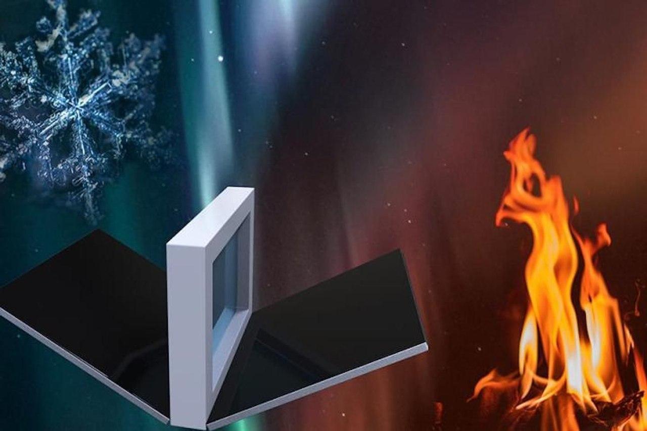 Пассивная система охлаждения призвана помочь снизить затраты на охлаждение и отопление, снизить выбросы CO2