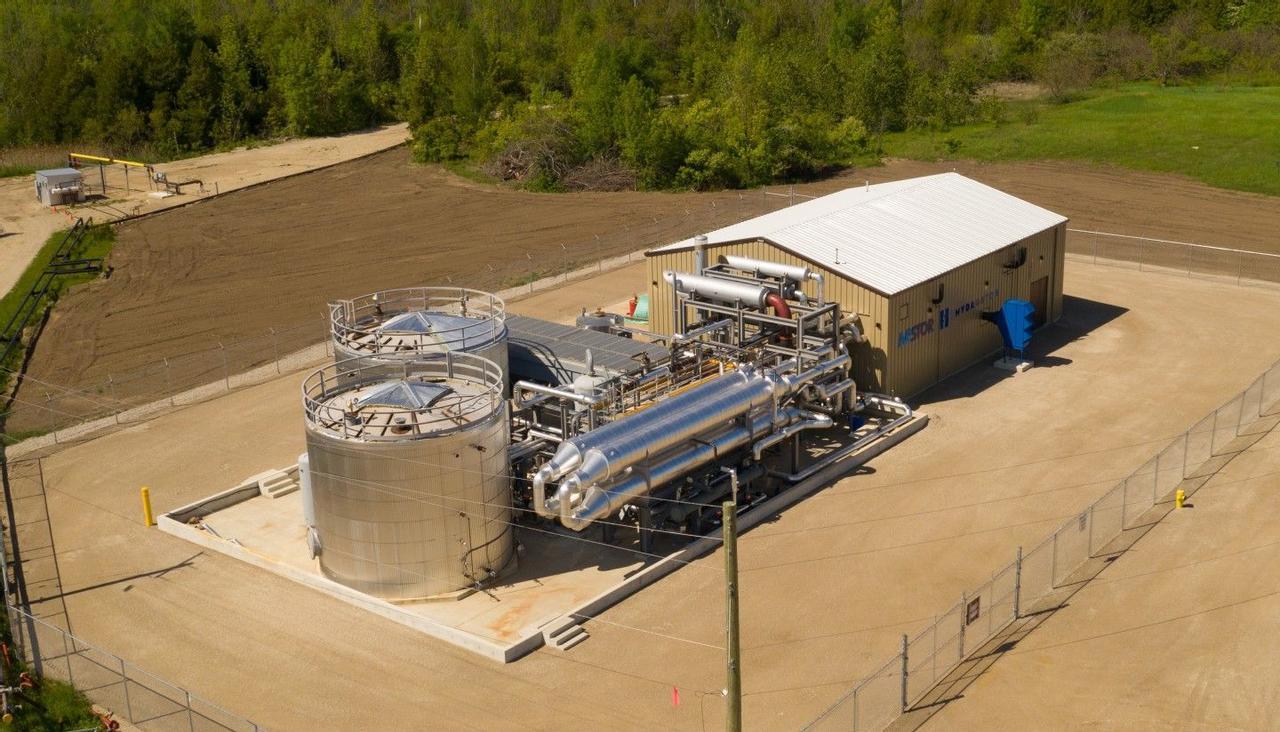 Компания Hydrostor построит крупнейшие в мире хранилища энергии на сжатом воздухе