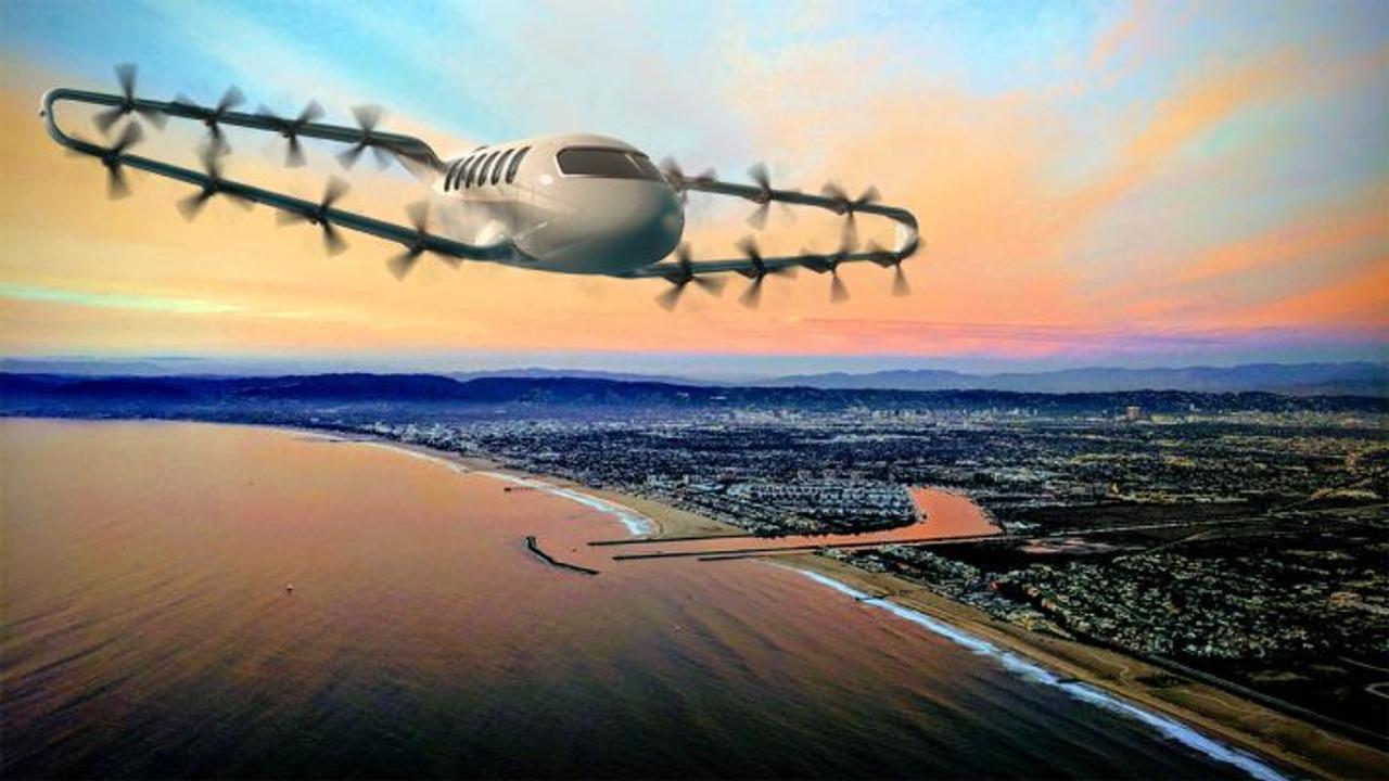 Craft Aerospace разрабатывает экономный гибрид самолета и аэротакси с двойными крыльями