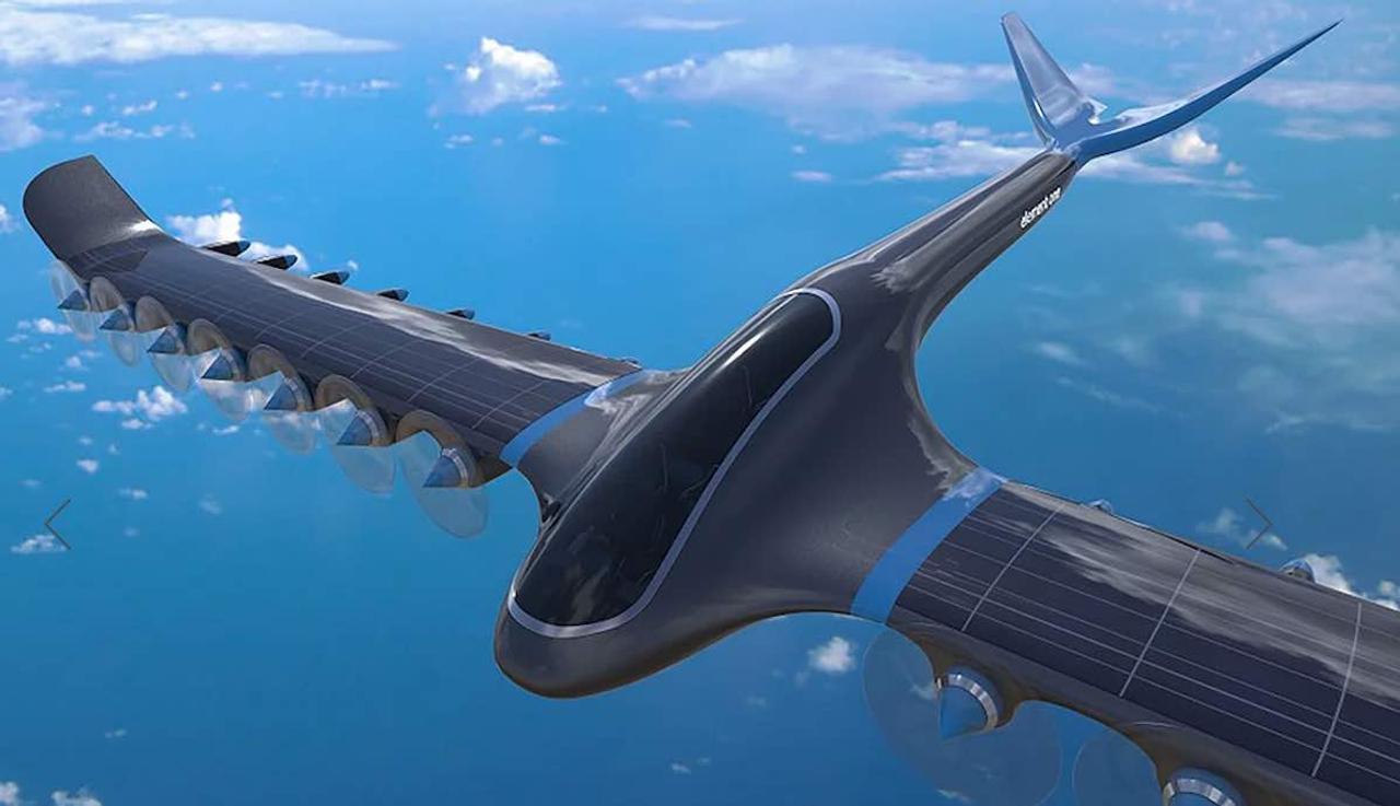 Компания HES разрабатывает первый в мире водородно-электрический пассажирский самолет, время заправки 10 минут