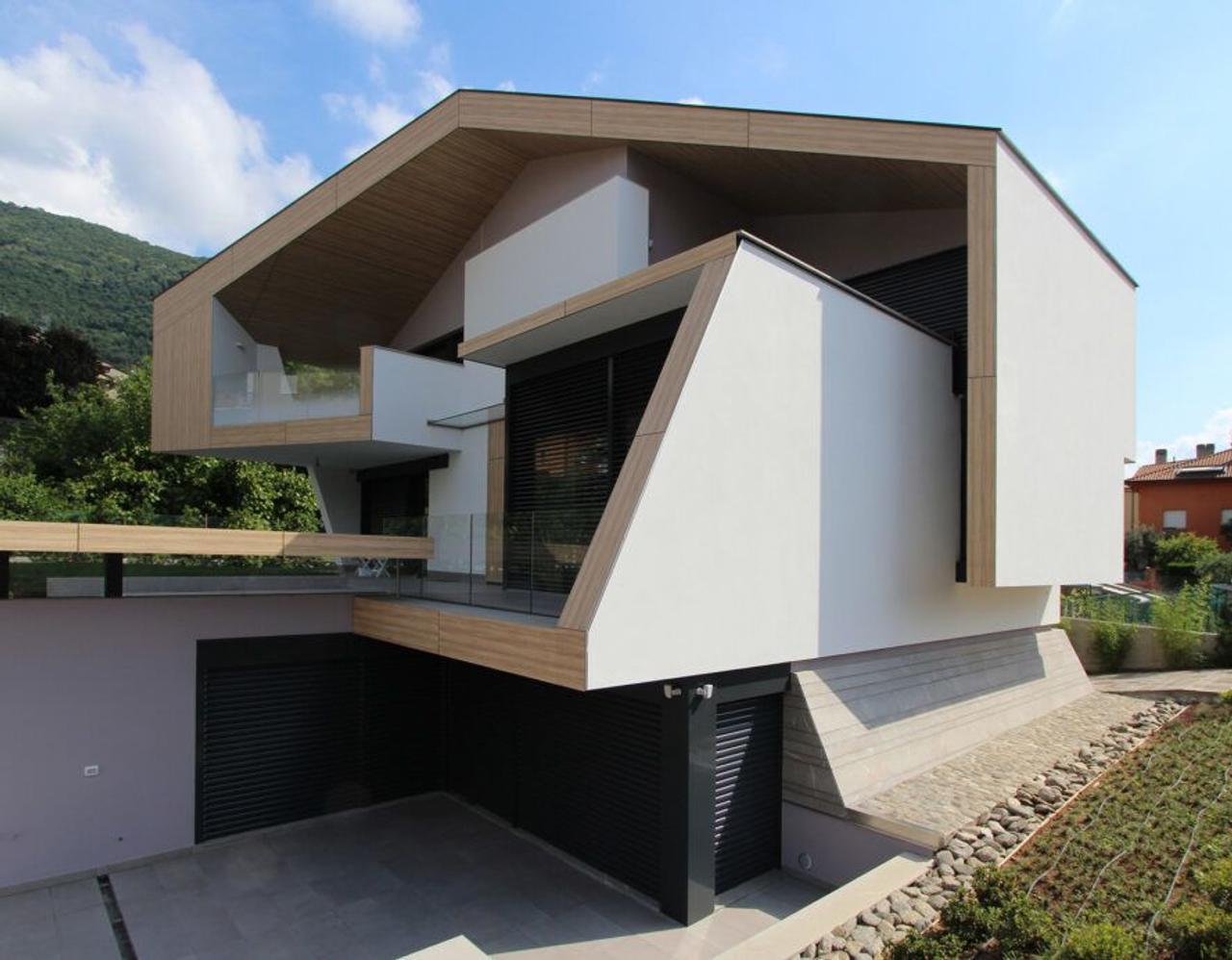 Дома Exogram экономят энергию и сокращают выбросы углекислого газа