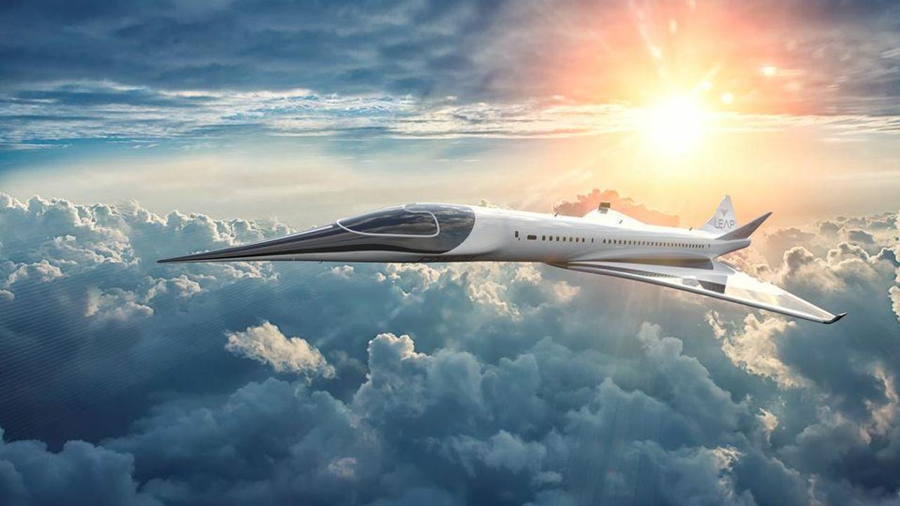 Leap Aerospace создает сверхзвуковой, бесшумный авиалайнер EON-01 с нулевым уровнем выбросов