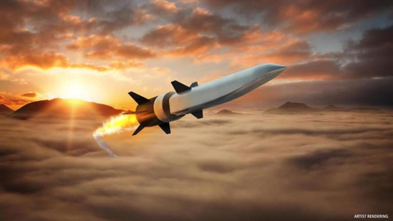 Raytheon успешно испытала гиперзвуковое оружие для ВВС США, скорость полета более 5 Маха