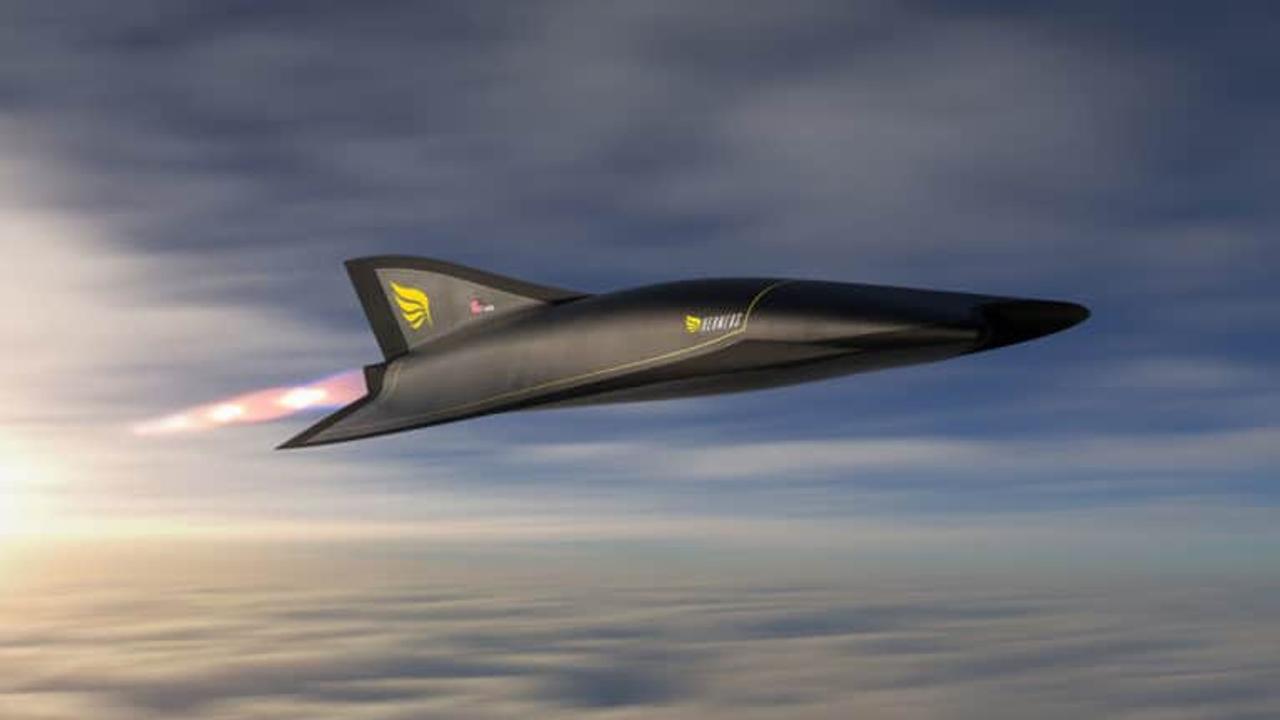 ВВС США финансирует разработку гиперзвукового самолета Quarterhorse способного летать со скоростью 5 Махов
