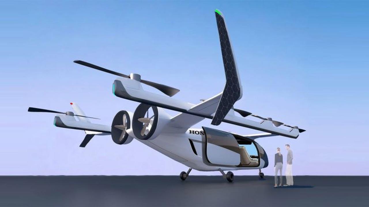 Honda рассказала о перспективах развития в области космических технологий, eVTOL и роботов-аватаров