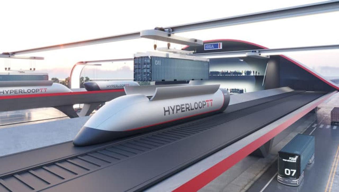 Грузовая система HyperPort увеличит скорость перемещения грузов в портах