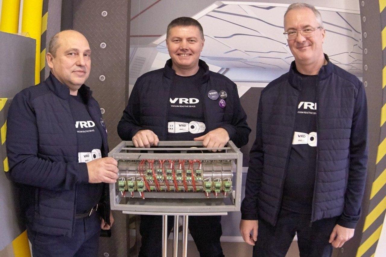 Днепровские ученые изобрели двигатель, который поможет разгонять космические аппараты до 100 тыс. км/ч