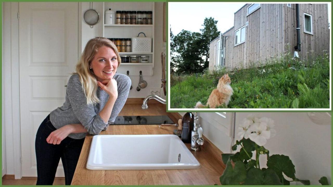 Скандинавский крошечный домик для минималистской жизни. Опыт Шведки Иды Йоханссон!